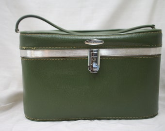 Vintage Featherlite Train Case