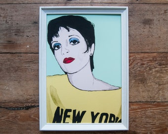 Liza Minnelli NEW YORK
