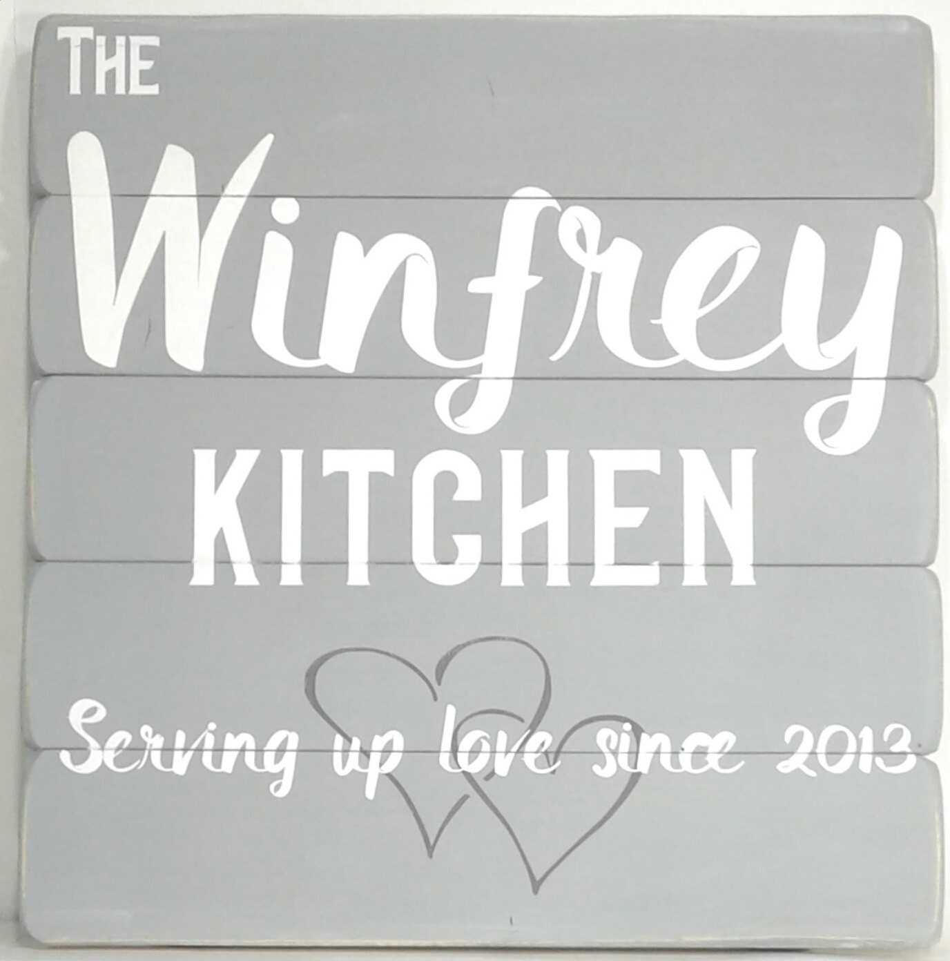 Personalised Kitchen Signs: Personalized Kitchen Signs Kitchen Decor By WinfreyHomeDesigns