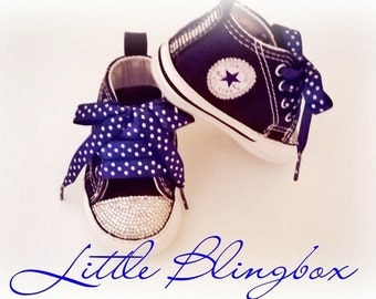 Customised Crib Converse