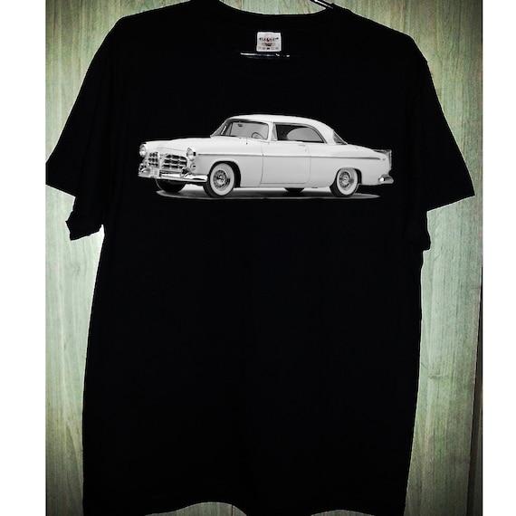 1955 Chrysler C-300 T-shirt Car Old School Vintage By