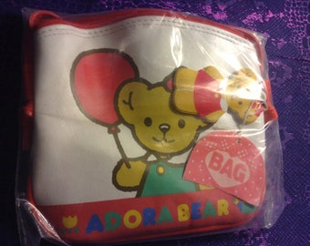 Vintage Sanrio Adorabear bag