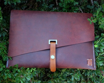 "MacBook case, MacBook Air case, MacBook Pro case, MacBook Retina case, 11"" 12"" 13"" 15""   inch case, A4 Leather Holder"