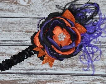 Child's Headband, Halloween Headband