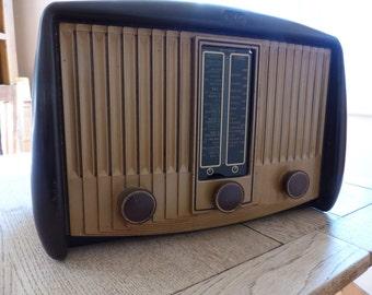 Vintage radio bluetooth speaker - GEC BC5244 converted