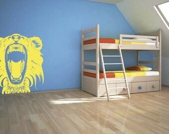 Roaring Lion Wall Art