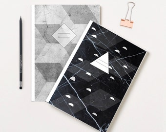 Set of 2 note books