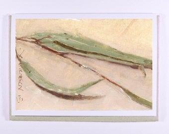 Leaf Study Gift Cards #4