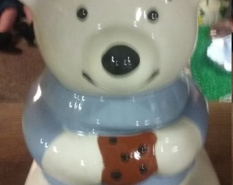 COOKIE JAR: Bear
