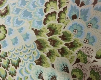 Laminated fabric 100 % cotton machine washable Amy butler westminster fabrics