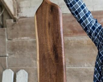 Dark Walnut Cutting Board / Serving Tray