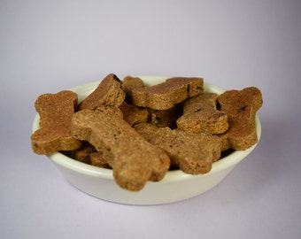 Organic PB & J Doggie Biscuits