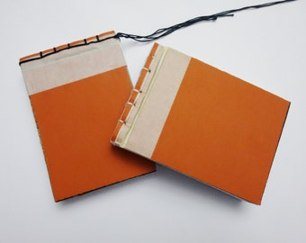 Notepad with Japanese binding made with 100% recycled materials