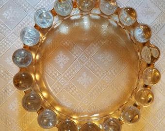 Vintage Boopie Bubble Tray in Marigold