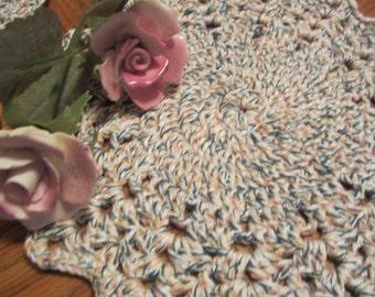 Table Saver, Pot holders, Crochet
