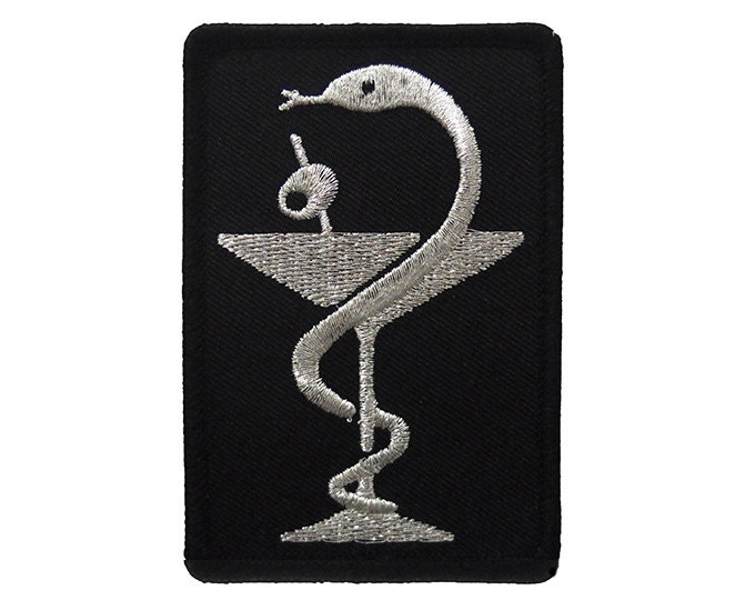 Serpent Society Patch