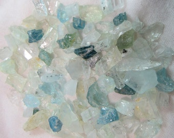 High Quality Natural Aquamarine Crystals