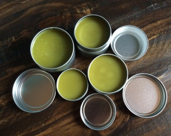 Organic healing and deep moisture salve