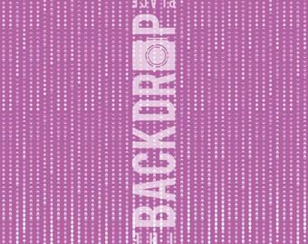 Large Photography Backdrop - Falling Dots - 5'x5', 5'x6', 5'x7', 5'x10'