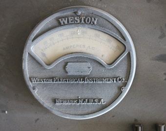 Weston Meter