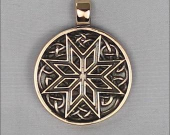 Amulet Pendant Alatyr