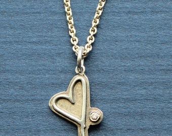 Live Love Period Signature Necklace