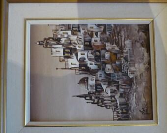 Jerusalem Painting oil on canvas