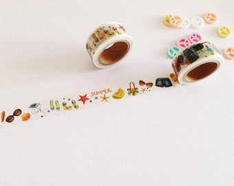 Washi Tape | Summer