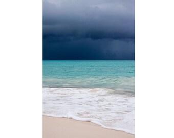 Sea Digital Photo - Seascape - Seaside - Sea Photo Print - Vertical Photo - Digital Photo - Digital Download - Instant Download - Wall Art