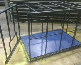 Handcrafted Puppy cage