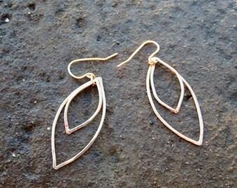 Maile Dangle Earrings