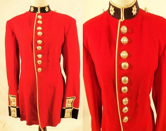 British Ceremonial Dress Jacket