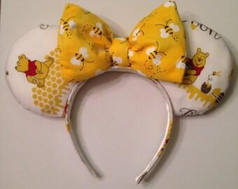 Winnie The Pooh mickeyears