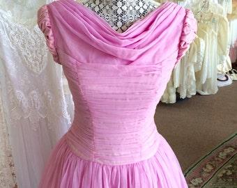 Vintage 50's dream dress!