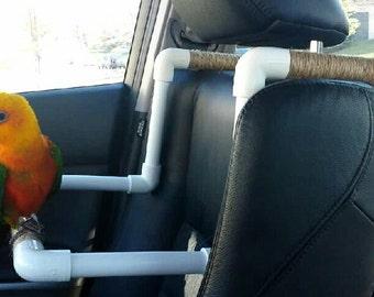"Birdie Car Seat/Table Top Perch (1/2"" diameter)"