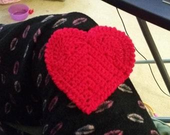 Heart Shaped Coaster