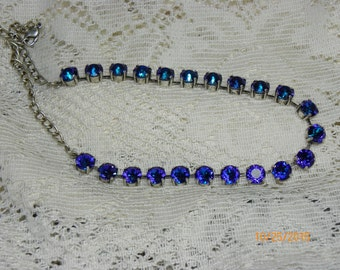 Swarovski Crystal Cup Necklace
