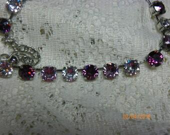 Swarvoski Crystal Cup Necklace/