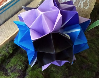 Origami Spike Ball