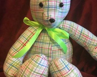 Pastel Checked Ted