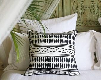 Berber Cotton Tribal Cushion Cover