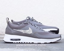 Air Max Thea Blanche Strass