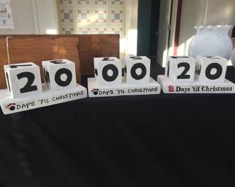 Disney Desk Countdown Calendar