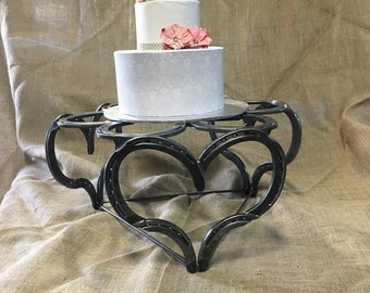 Deluxe Heart Cake Stand wedding cake stand