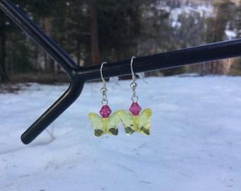 Summer Meadow earrings