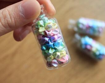 Miniature Bottled Stars