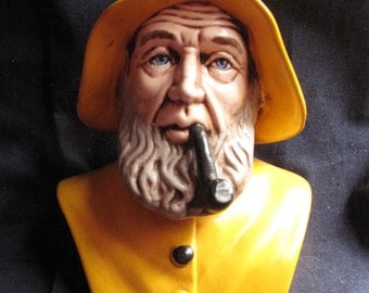 Sea Captain or Fisherman Bust