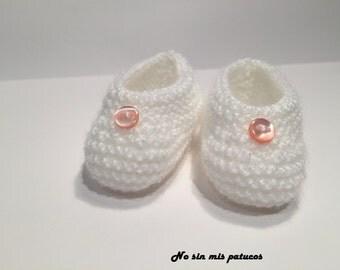 Ballerina slippers.