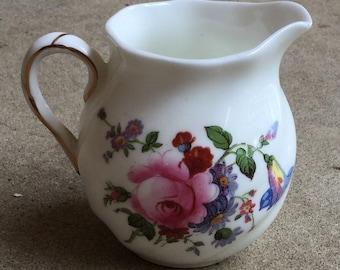 Vintage Coalport Floral Creamer