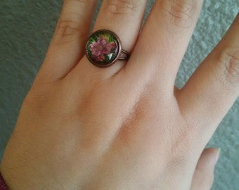 Magic the Gathering Ring and Earring set